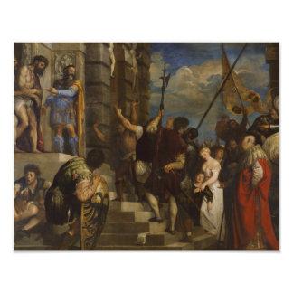 Titian - Ecce Homo Art Photo