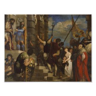 Titian - Ecce Homo Photo Art