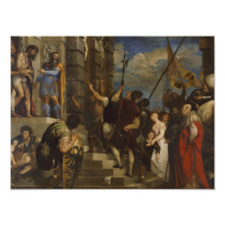 Titian - Ecce Homo Photographic Print