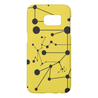 Titik Garis One - Samsung S Series Case
