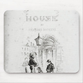 Title page of 'Bleak House' Mouse Pad