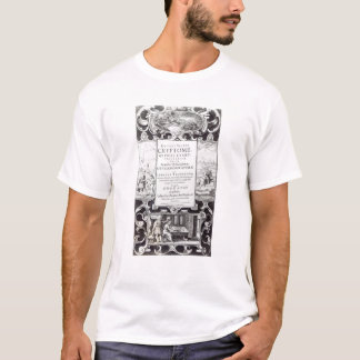 Title Page to Book 9 T-Shirt