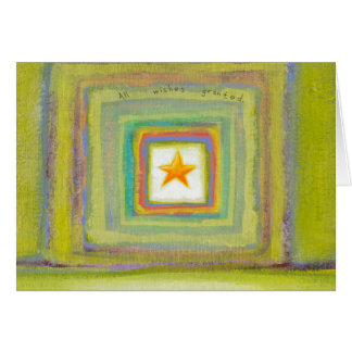 Titled:  All Wishes Granted - star light fun ART Card