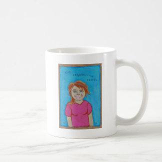 Titled: Some Girls Still Eat Meat - carnivore art Coffee Mug