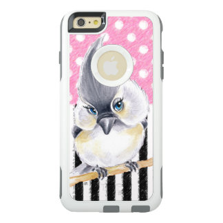 Titmouse Pink Polka Dot OtterBox iPhone 6/6s Plus Case