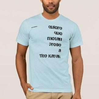 Tito Kayak T-Shirt