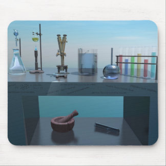Titration Lab ~Mouse Pad~ Mouse Pad
