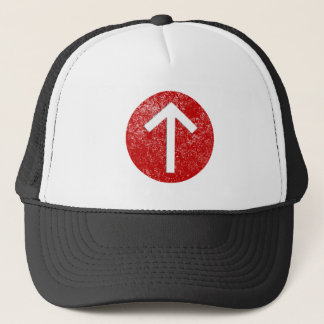 Tiwaz Rune Trucker Hat