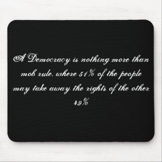 TJ - A Democracy Mouse Pad