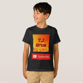 TJ Bros Kid Size Shirt