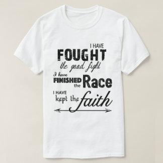 TJG 2TIM 4:7 T-Shirt