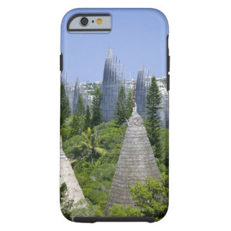 Tjibaou Cultural Centre, Noumea, New Caledonia Tough iPhone 6 Case