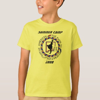 TKD Summer Camp, 2008 T-Shirt