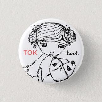 TKDC tiny tok hoot button