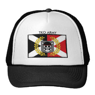 TKO ARMY Pirate Baseball Cap