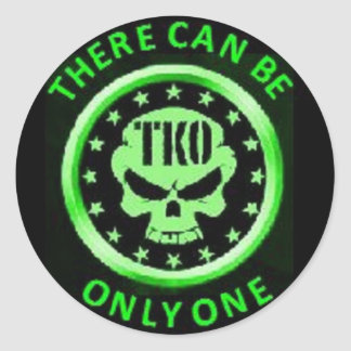 TKO Stickers