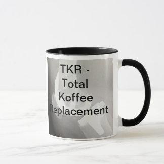 TKR - Total Koffee Replacement Mug