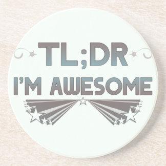 TL;DR I'm Awesome Coasters