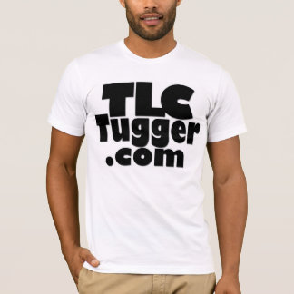 TLC Tugger Logo - black with color back T-Shirt
