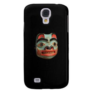 Tlingit Bear Mask Galaxy S4 Cover