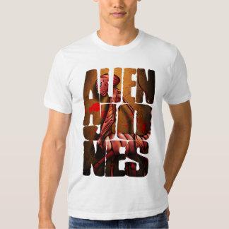 TMAH T-Shirt Alien Jones