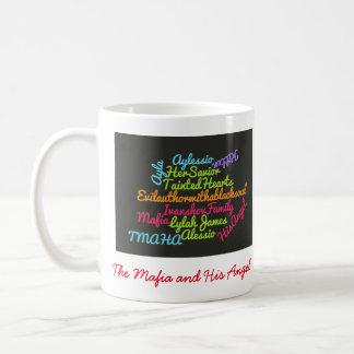 TMAHA wordle (in black color) Coffee Mug