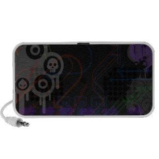 TMRD- dark outside speaker
