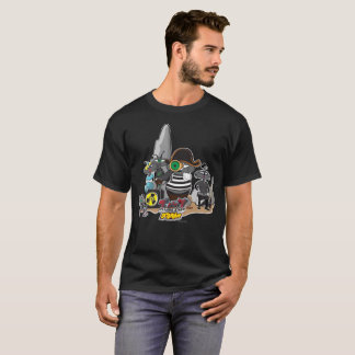 TMWY Assimilation Disorder Official t-shirts 2