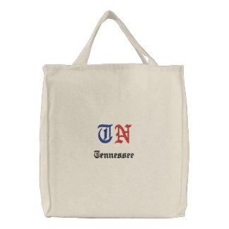 TN Custom Embroidered Bag