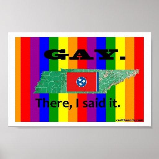 TN gay poster