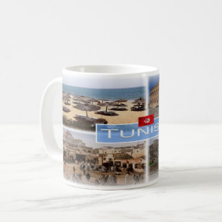 TN  Tunisia - Coffee Mug
