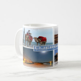 TN  Tunisia - Djerba - Coffee Mug