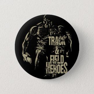 tnf heroes discus 6 cm round badge