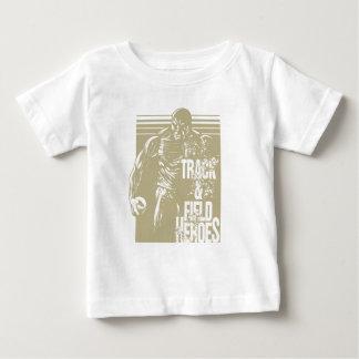 tnf heroes shot put baby T-Shirt