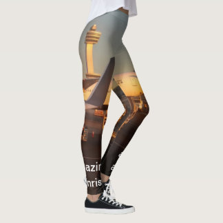 TNIT Leggings (JFK Sunrise)