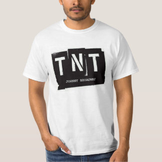 """TNT """"AND THAT'S ENTERTAINMENT"""" sHIRT"""