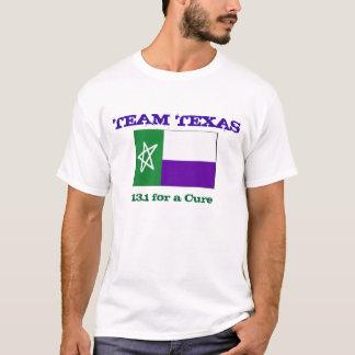 TNT TX Flag, TEAM TEXAS, 13.1 for a Cure T-Shirt