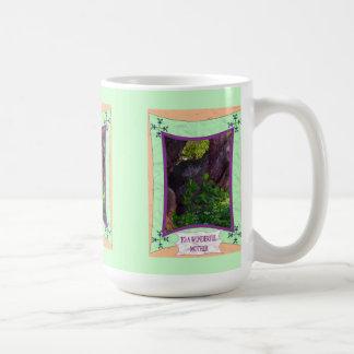To a wonderful mother 10 basic white mug