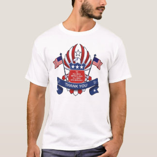 To All Veterans Day T-Shirt