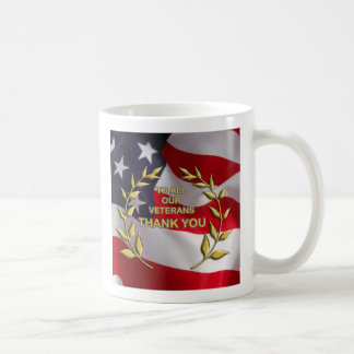 To All We Thank Veterans Day Mug