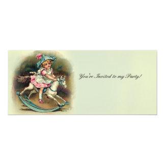 To Banbury Cross Card