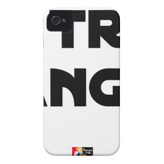 TO BE ANGEL - Word games - François City iPhone 4 Covers