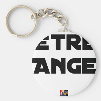 TO BE ANGEL - Word games - François City Key Ring
