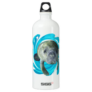 TO BE CURIOUS WATER BOTTLE