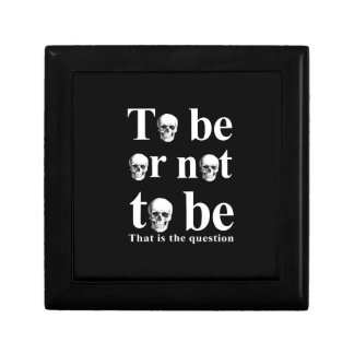 To be or not to be gift box