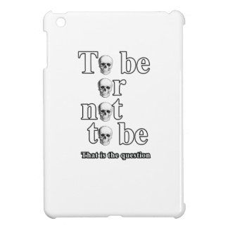 To be or not to be iPad mini covers
