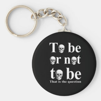 To be or not to be key ring