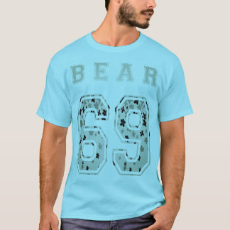to bear 6 9 cherry tree flower T-Shirt