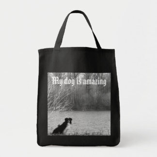 To border Coolie Tote Bag