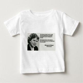 To change the world baby T-Shirt